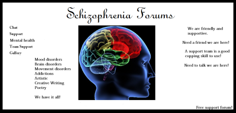 Schizophrenia Forum
