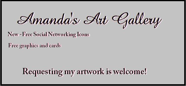 Amanda's Art Gallery